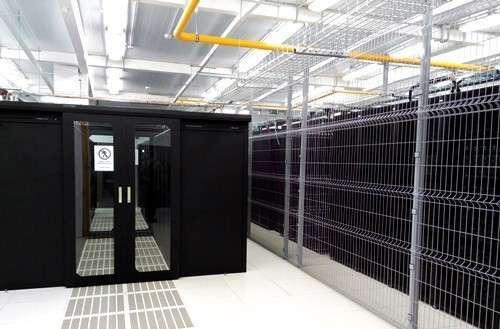 Открыт первый российский дата-центр SAP