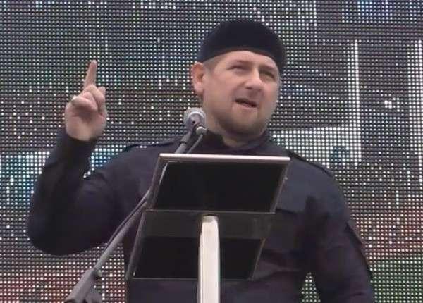 Рамзан Кадыров поклялся в верности Родине и Президенту