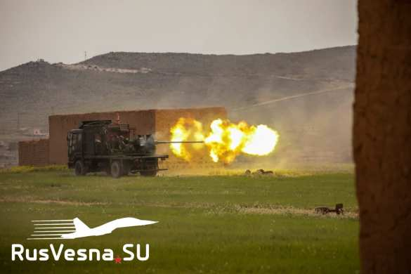 Новая тактика войны в Сирии: как эффективно побеждать опасного врага | Русская весна