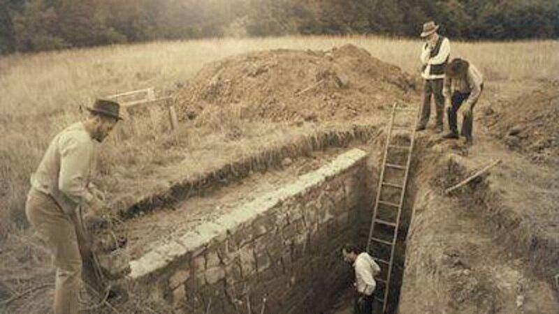 Великая Техасская стена, принадлежащая допотопной цивилизации