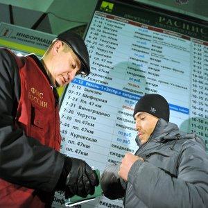 Мигранты из стран СНГ с 2015 г будут въезжать в РФ по загранпаспортам