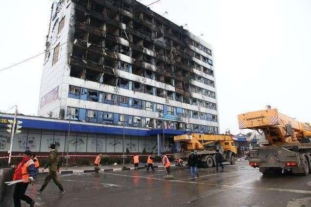 Восстановленный Дом печати открылся в Грозном