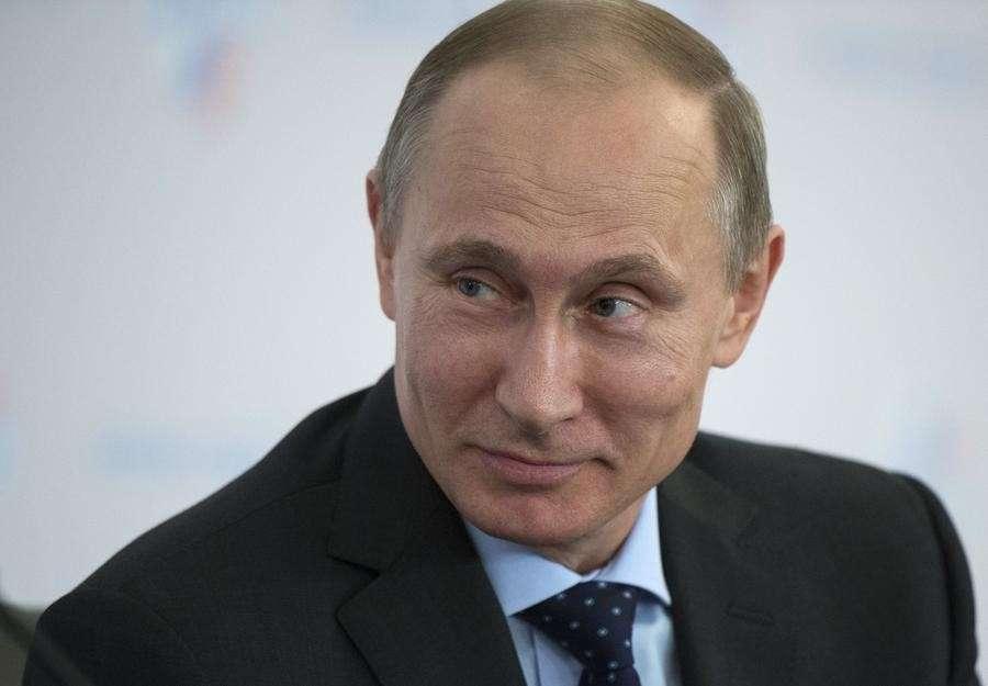 Граждане Германии пожелали Владимиру Путину сил, выносливости и мудрости