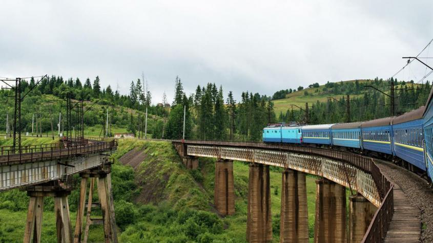 Украина отдала железные дороги иностранцам: история