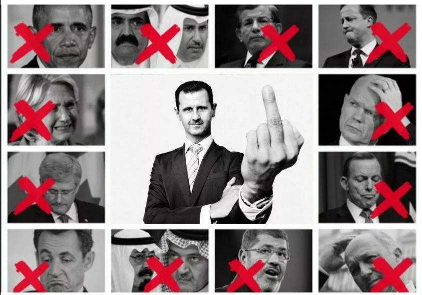 Что означает победа Башара Асада на выборах в Сирии