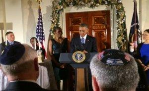 Обама: я жiд в своей душе