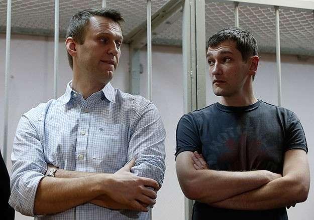 Алексей иОлег Навальные