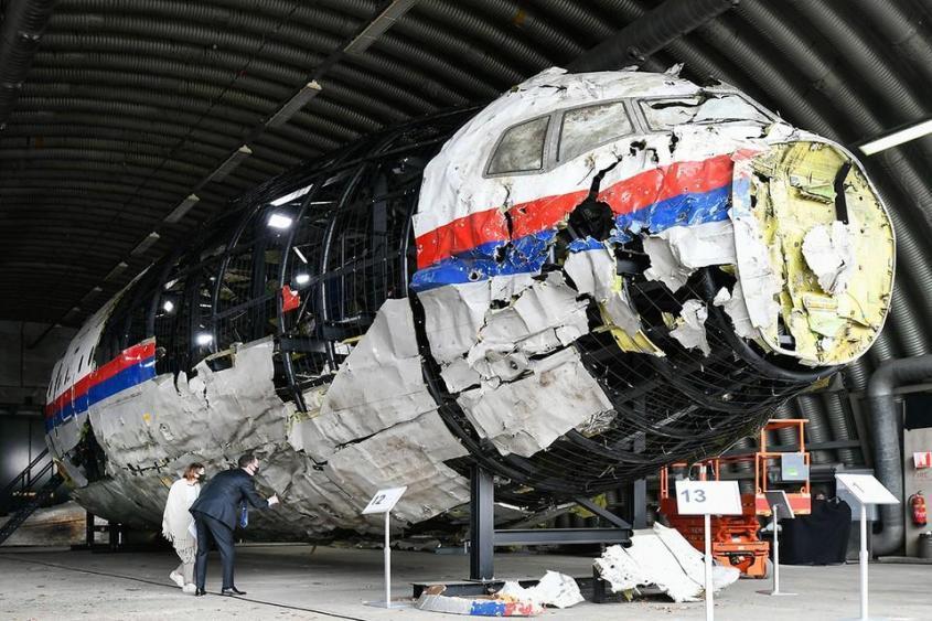 Суд в Нидерландах по Боингу МН17: Лайнер сбил украинский «Су»