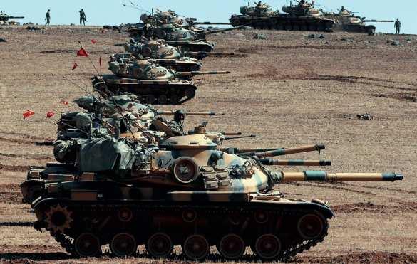 Сирия: враги грозят отомстить России за ракетный удар к фронту едут большие силы турок | Русская весна