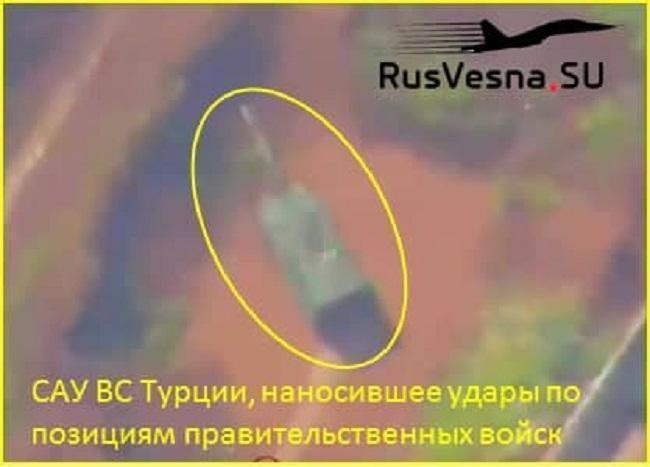 Сирия: враги грозят отомстить России за ракетный удар к фронту едут большие силы турок