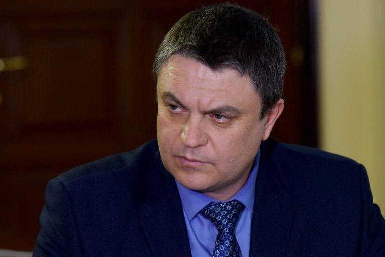 Пасечник заявил, что диверсия в ЛНР была утверждена на высоком уровне