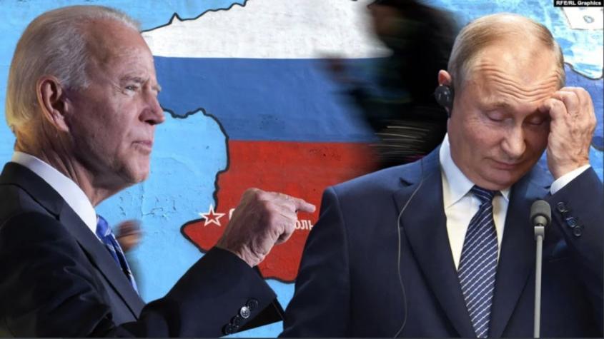 Одно из самых загадочных интервью Путина. В одном шаге от войны