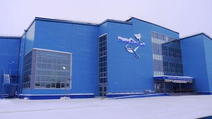 В Пермском крае открыт новый спортивный комплекс