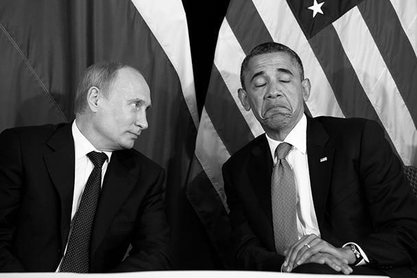 Барак Обама и Владимир Путин в качестве президентов впервые провели переговоры 18 июня 2012 года на полях саммита в мексиканском Лос-Кабосе. Главными темами переговоров стали строительство в Европе элементов американской ПРО, ядерная программа Ирана, ситуация вокруг КНДР, конфликт в Сирии и «закон Магнитского»