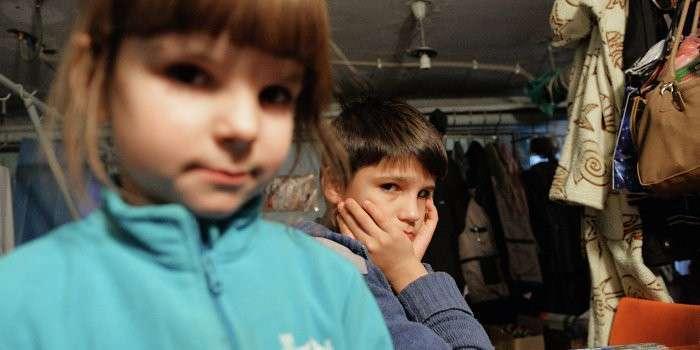 В сети появился новый фильм «Дети АТО». О детях Донбасса