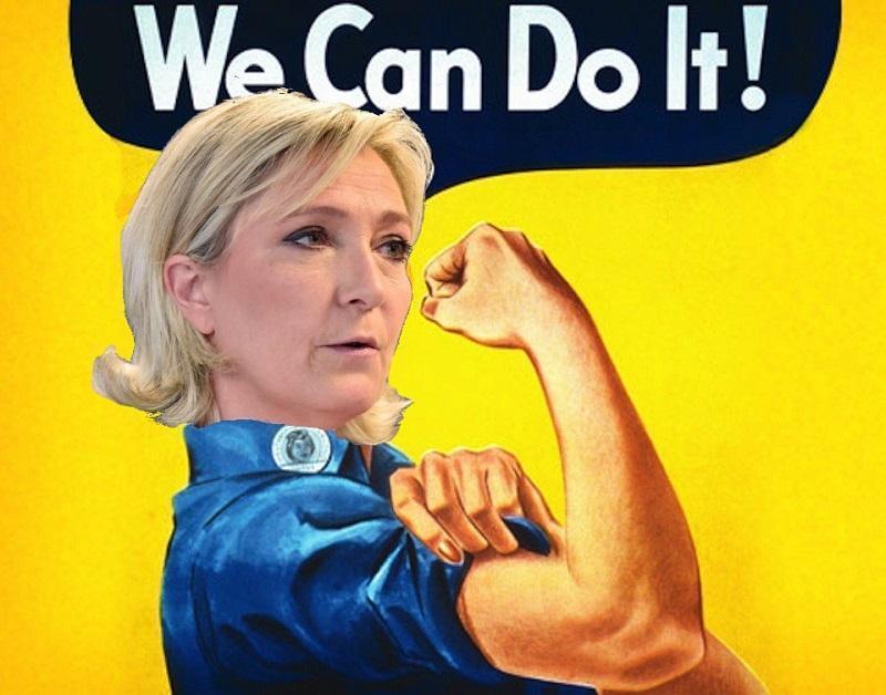 Выборы во Франции: уставшие от ставленника Ротшильдов проголосуют за Ле Пен