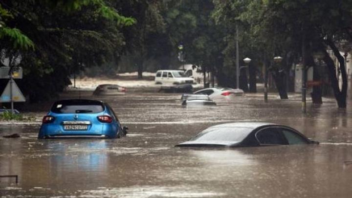 Число пострадавших из-за потопа в Ялте увеличилось до 24 человек