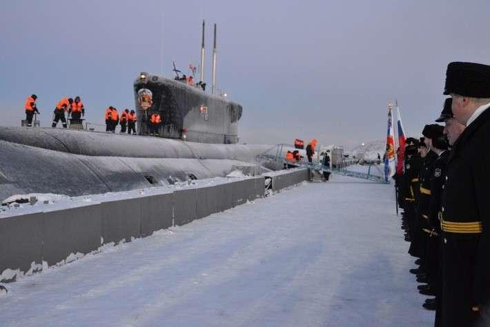 «Владимир Мономах», «Александр Невский» и «Екатеринбург» прибыли в Гаджиево