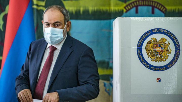 Партия Пашиняна недобрала 0,08% для формирования правительства