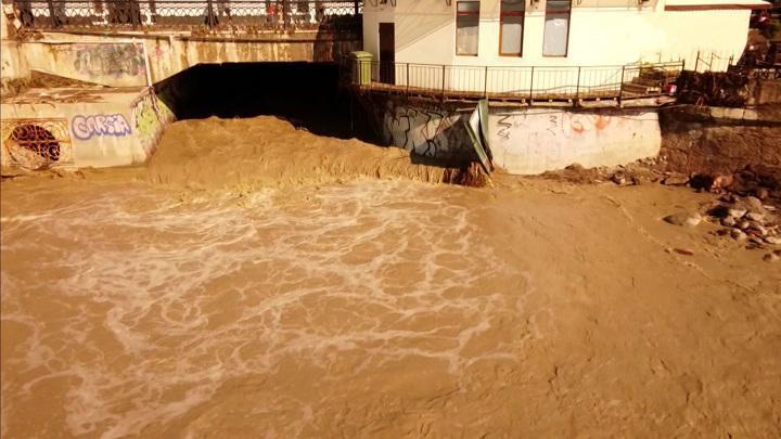 Ялта приходит в себя после рекордного потопа
