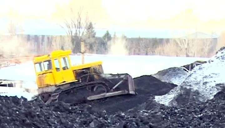 Киев готов закупать уголь в Донбассе