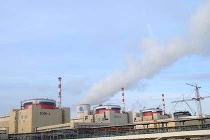 Ростов-3 подключён к энергосистеме России