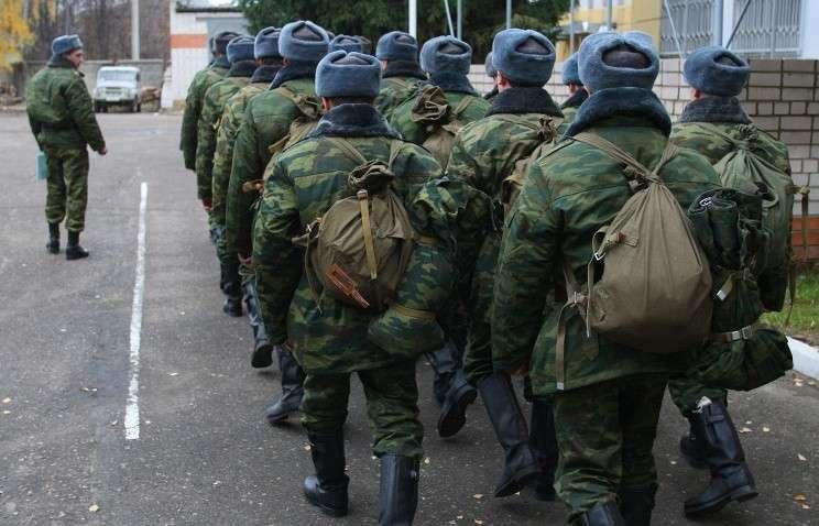 Осенний призыв граждан на военную службу завершён