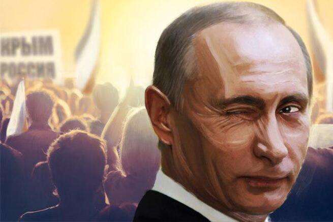 Россия разжаловала «хозяйку морей» и показала всему миру, чей Крым