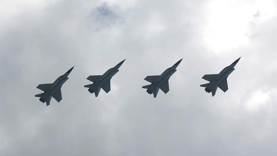 В Средиземном море стартовали совместные учения ВМФ России и авиации