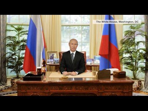 Каким может быть новогоднее поздравление Владимира Путина с 2016 годом