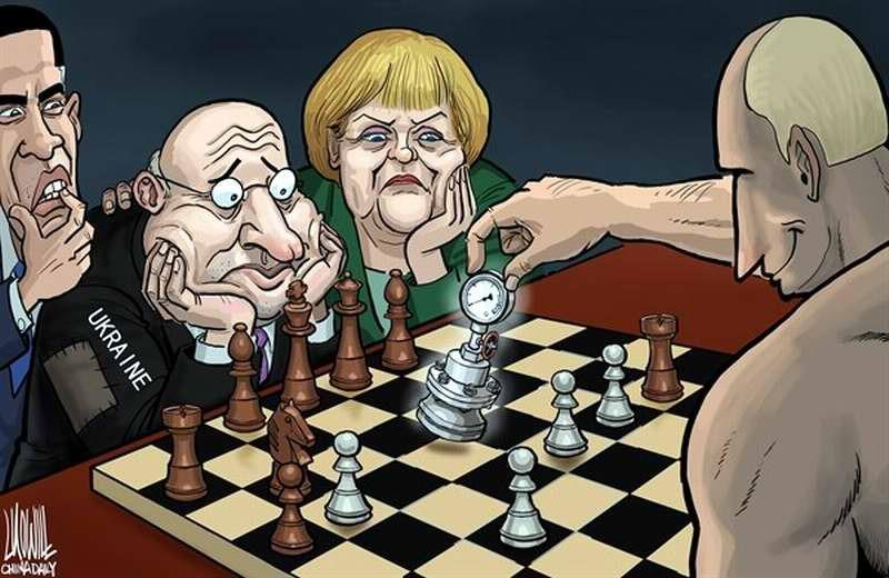 Мистический Путин. Лидер побеждающий без стратегии, идеологии третий десяток лет