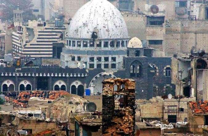 Хомс: