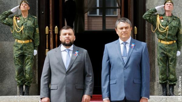 ДНР и ЛНР. Зачем Новороссии феодальная раздробленность?
