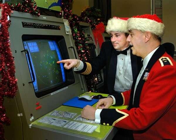 Повесть о том, как русские ядерным оружием Санта-Клауса сбили