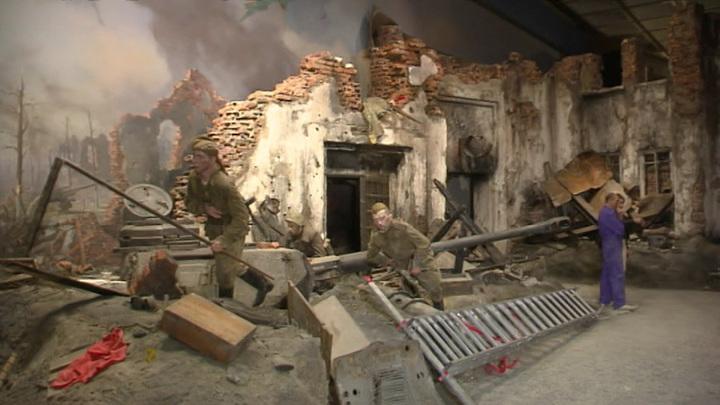 В Музее Победы в Москве создают гиперреалистичную экспозицию «Битва за Берлин»