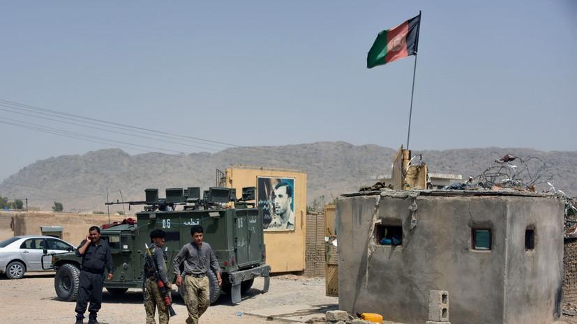 Таджикистан попросил союзников по ОДКБ помочь защитить границу с Афганистаном