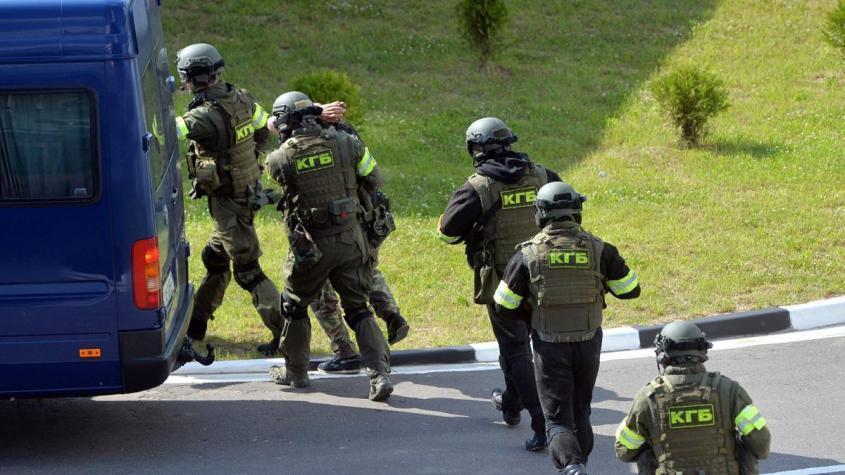 КГБ Белоруссии начал масштабную операцию по зачистке страны от радикалов