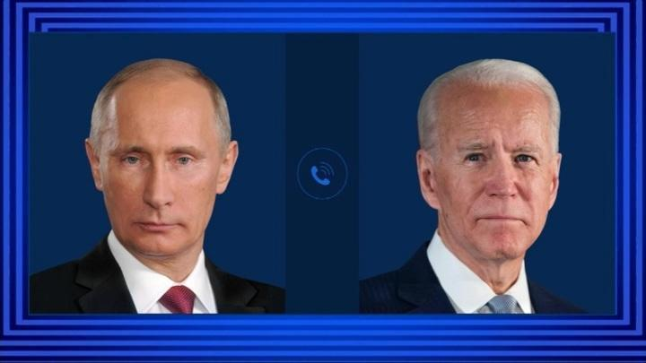 Состоялся телефонный разговор Путина и Байдена: комментарии Кремля и Белого дома