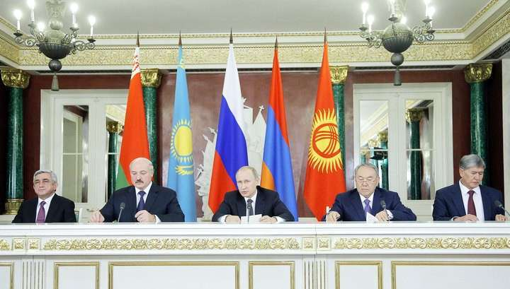 Евразийский экономический союз стал реальностью