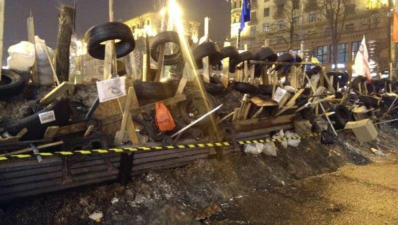 Оптимистическая трагедия в Украине