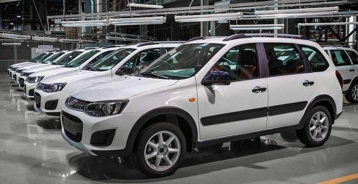 АвтоВАЗ — 2014, итоги года