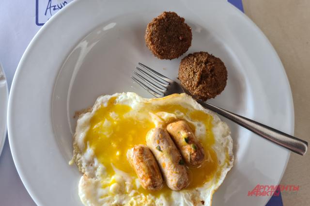 Чем кормят в Египте на «олл-инклюзиве». С ума сойдёте, если  узнаете