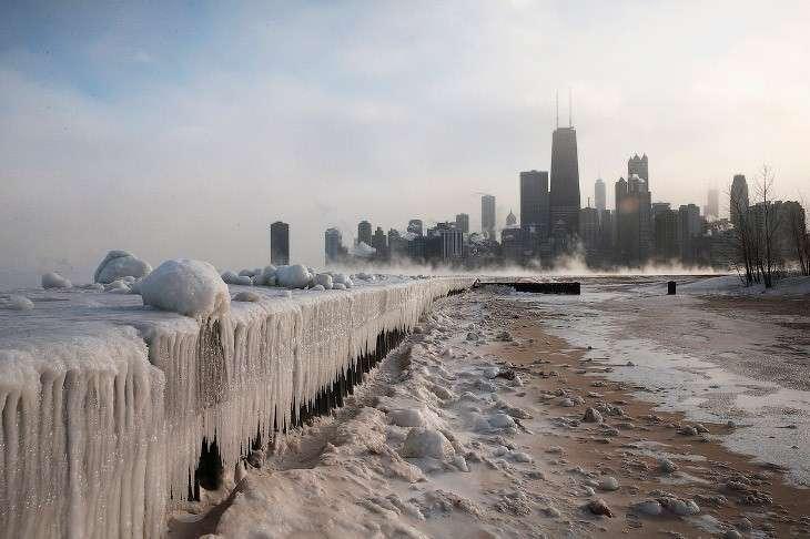 Ледниковый период в США