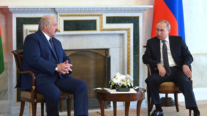 Пресс-секретарь Лукашенко сообщила о его договоренностях с Путиным