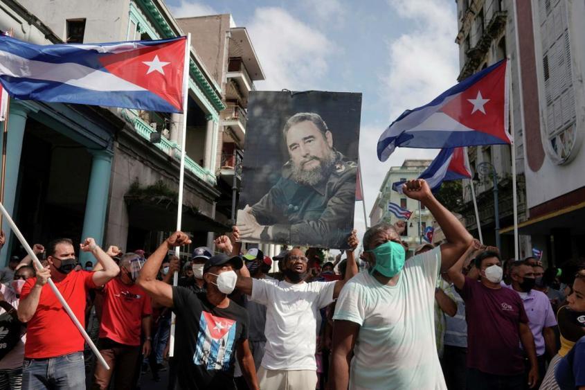 За кубинскими коммунистами пришли американские олигархи