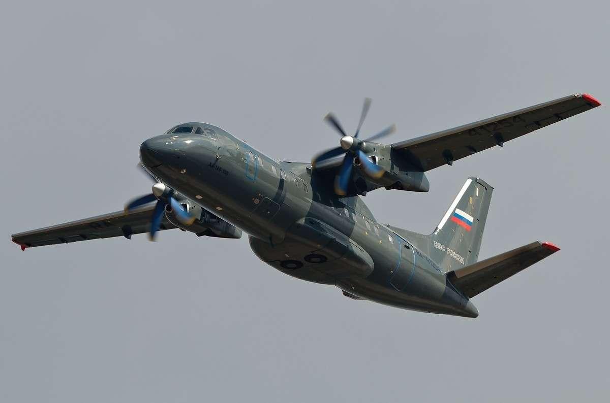Армия России пересаживается с украинских самолётов на отечественные