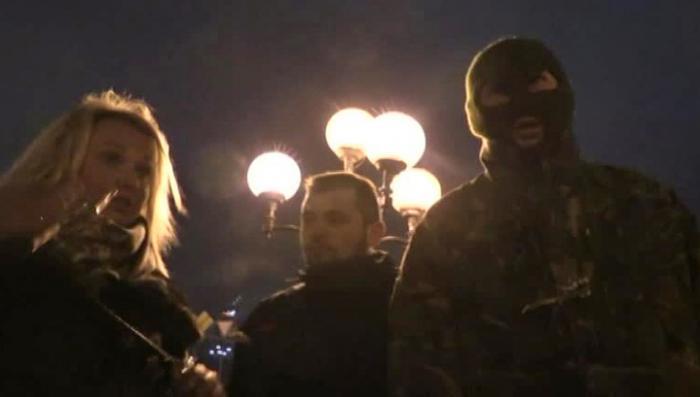Журналисты LifeNews снова подверглись нападению бандитов в Киеве