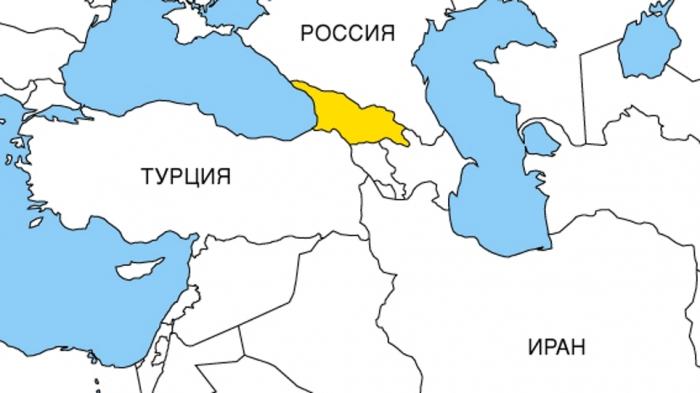 Как Грузия очутилась между «российским молотом» и «турецкой наковальней»