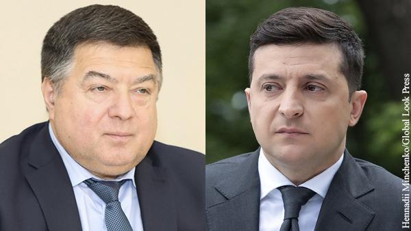 Верховный суд Украины признал незаконным указ президента Зеленского
