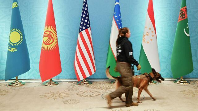 США ищут новый ключ к Центральной Азии вместо Афганистана